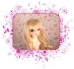 Hujoo Girl Doll DANA LARGE BUST Blank 43.5cm Bjd Dollfie Action Doll